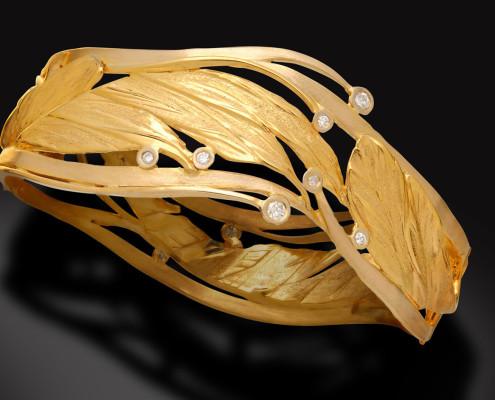 18k-Diamonds-Bracelet-Jewelry-Design
