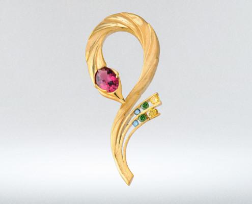 18k-rubylite-tourmaline-colored-diamonds-jewelry-design